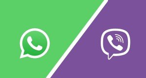 Whatsapp Alternatifi-Vs-Viber