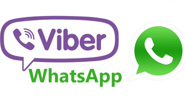 WhatsApp ve Viber
